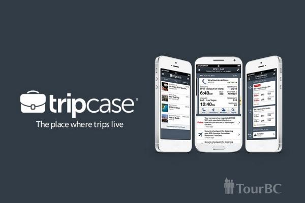 TripCase для носимых устройств