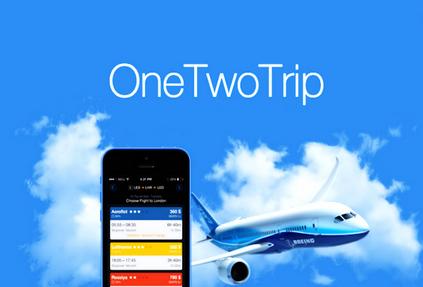 Поддержкой проектов онлайн-сервиса OneTwoTrip займется компания Амадеус