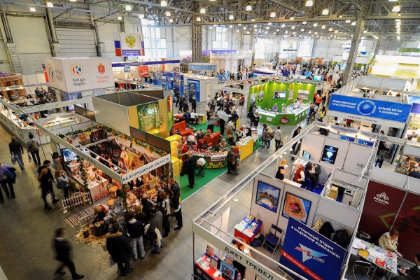 Интурмаркет 2015 (Россия, г. Москва)