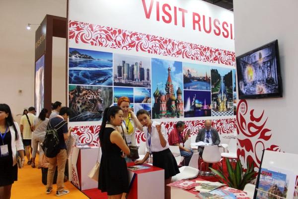 Beijing International Tourism Expo (BITE) 2015 (Китай, г. Пекин)