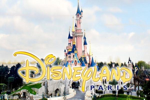Парк Диснейленд в Париже