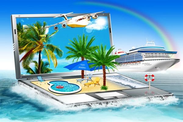 Время развития технологий в туризме
