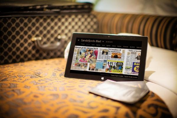 Компания SMARTEQ предоставит доступ к мировым СМИ для постояльцев гостиниц